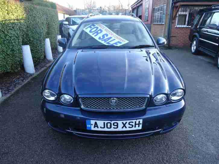 Jaguar 2009 09 X Type 2 2d Sovereign Automatic Diesel