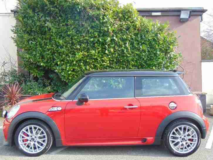 2009 09 MINI HATCH 1.6 JOHN COOPER WORKS 3D