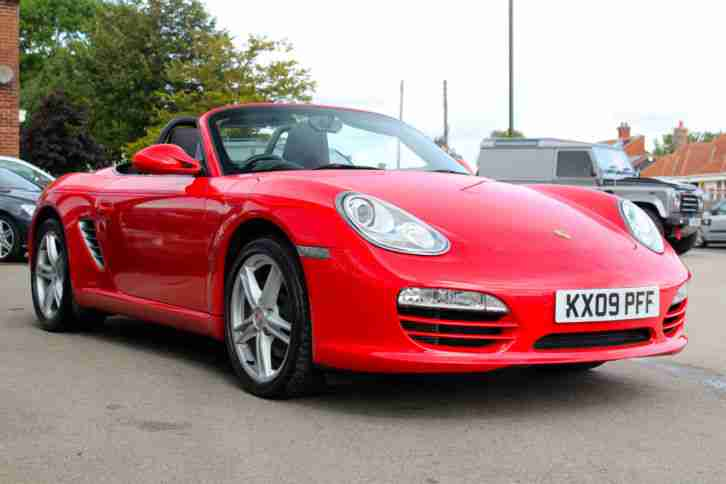 porsche 2009 09 boxster 2 9 gen ii car for sale. Black Bedroom Furniture Sets. Home Design Ideas