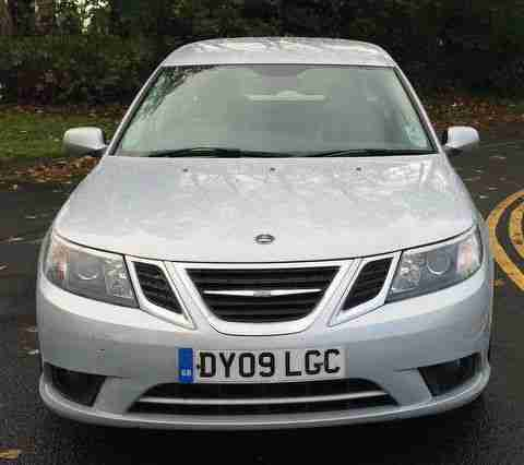 2009 09 REG SAAB 9 3 1.9 TD VECTOR SPORT ESTATE