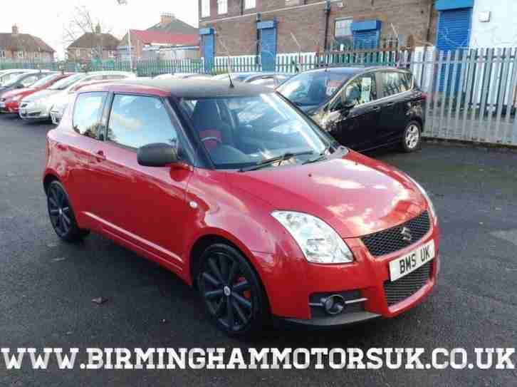 2009 (09 Reg) Swift 1.6 VVT SPORT 3DR