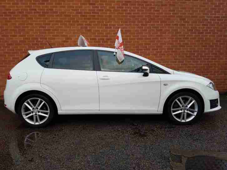 2009 09 SEAT LEON 2.0 FR CR TDI 5 DOOR (NEW SHAPE) 168 BHP DIESEL