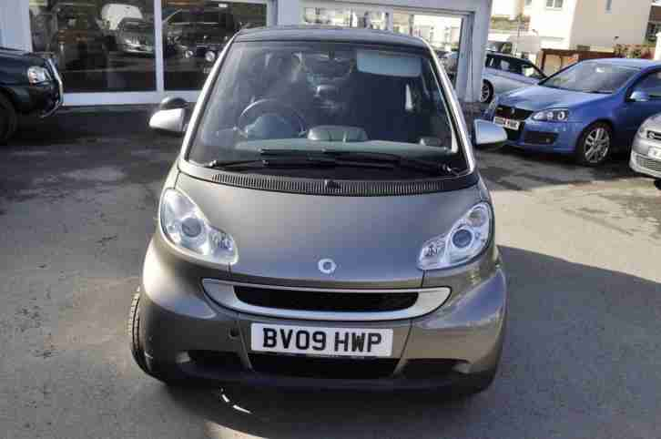 2009 (09) SMART FORTWO 10 (71) PASSION MHD COUPE