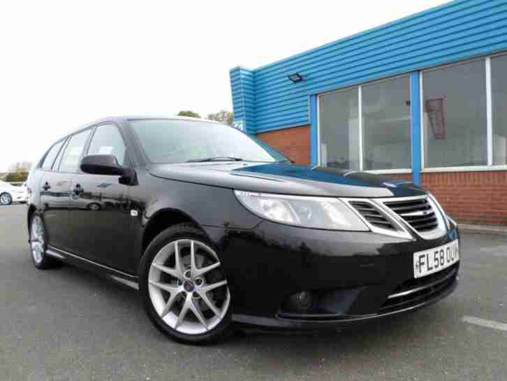 Saab 09. Saab car from United Kingdom