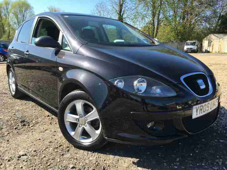 2009 09 Seat Altea 1.6 8v Reference Sport **FULL SERVICE HISTORY**52K MILES