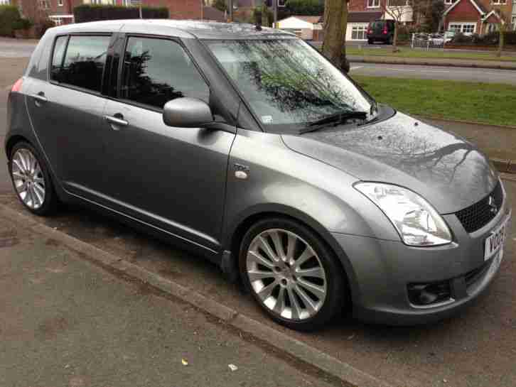 suzuki 2009 09 swift 1 3 ddis met grey mot 39 d full history 3month car for sale. Black Bedroom Furniture Sets. Home Design Ideas