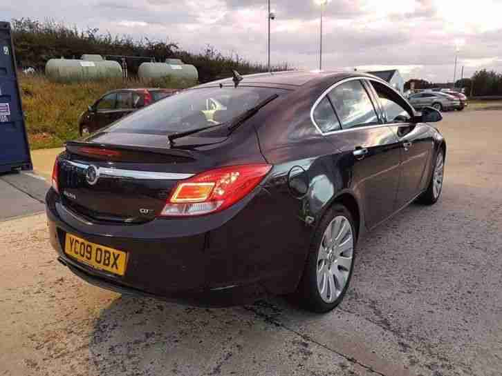 2009 09 Vauxhall insignia 2.0 cdti automatic 160bhp with 85000 miles and service