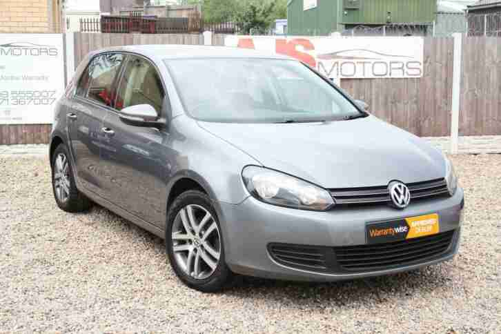 2009 (09) Volkswagen Golf 2.0TDI CR SE