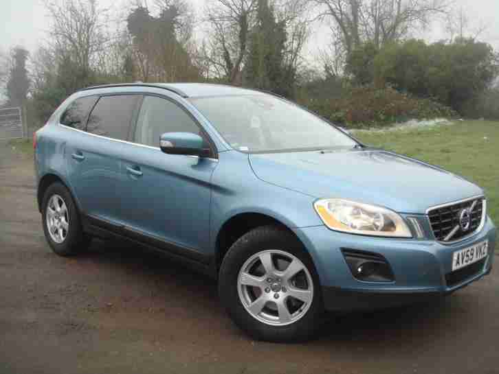 2009/09 Volvo XC60 2.4D ( 175ps ) Geartronic DRIVe SE