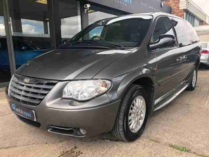 2009 58 GRAND VOYAGER 2.8 LX 5D AUTO