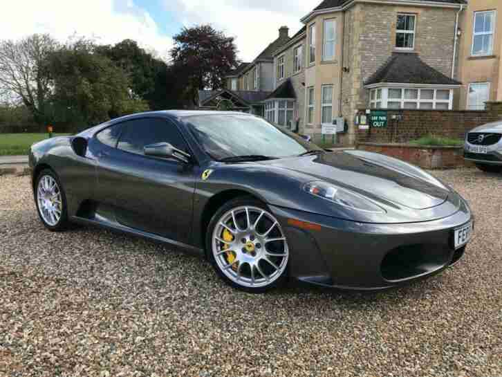 2009 58 F430 F430 F1 COUPE