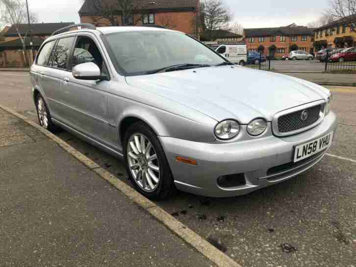 2009 58 Jaguar X TYPE 2.0D S Estate
