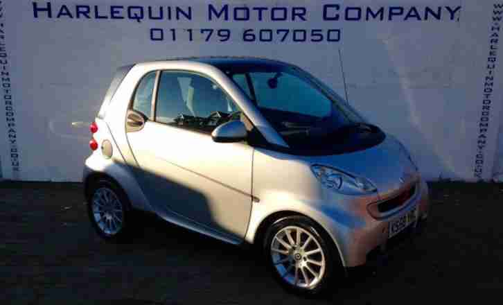 2009 58 FORTWO 1.0 PASSION MHD 2D AUTO