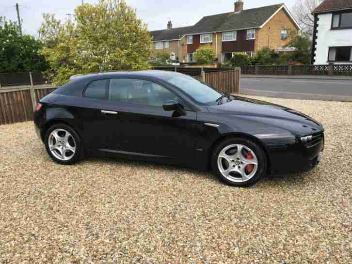2009 59 ALFA ROMEO BRERA S JTS 2.2 IMMACULATE CONDITION LEATHER GLASS ROOF FSH