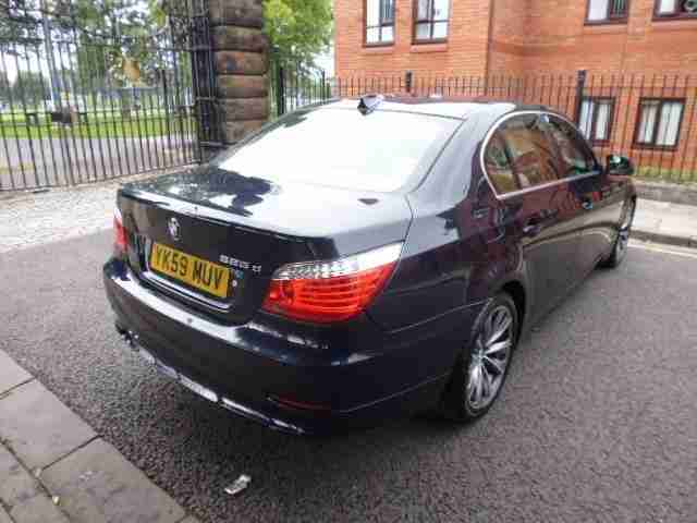 2009 59 BMW 5 SERIES 3.0 525D SE BUSINESS EDITION 4D 195 BHP DIESEL