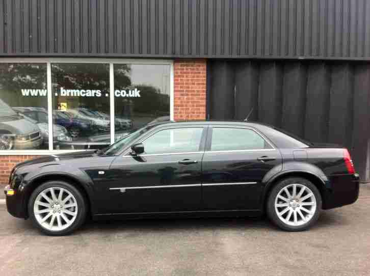 2009 59 CHRYSLER 300 C SRT DESIGN 3.0 CRD AUTO 58K FULL SERVICE HISTORY