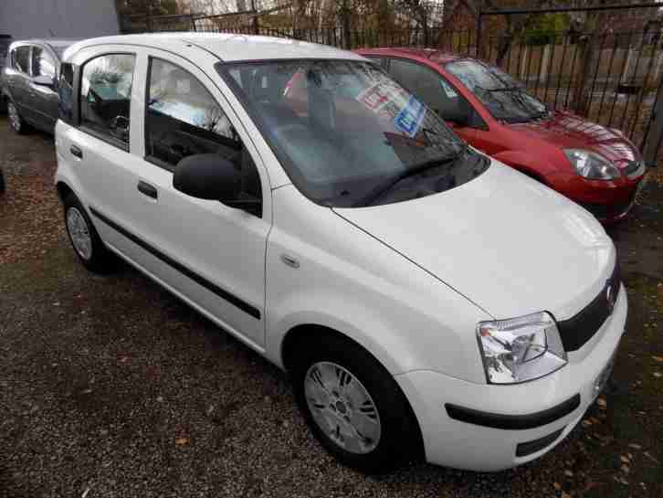 2009 59 FIAT PANDA 1.1 ACTIVE ECO 30 P[OUNDS TAX FULL SERVICE HISTORY