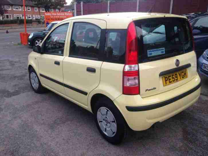 2009 (59) FIAT PANDA ACTIVE ECO 1100cc £30 YR ROAD TAX 1 OWNER FROM NEW BARGAIN