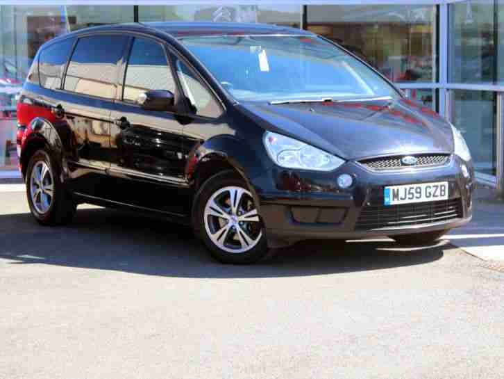 2009 59 FORD S MAX ZETEC 1.8 TDCi 6G DIESEL MPV 5dr 7 SEATS MOT MARCH 2019 !