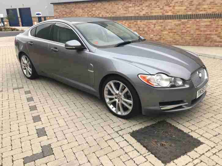 2009 '59' XF 'S' Premium Luxury 3.0D