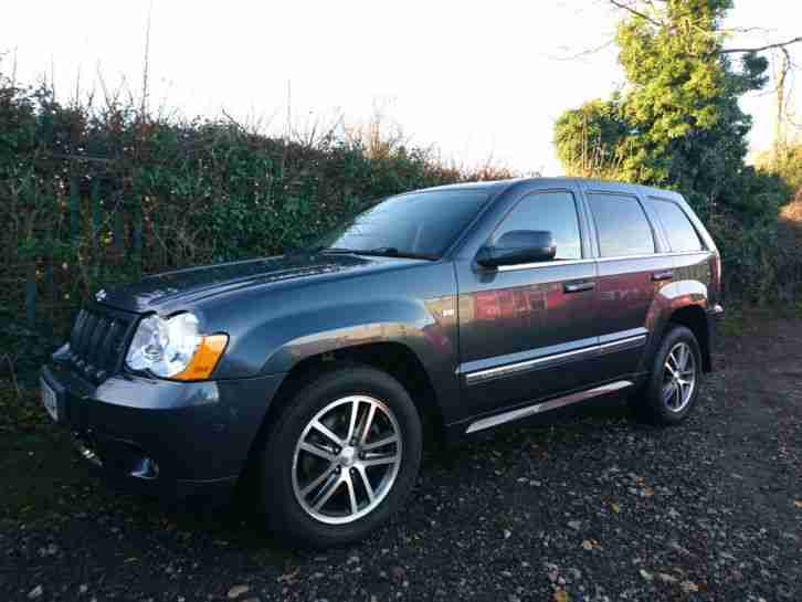2009, 59 Grand Cherokee S ltd 3.0 Diesel
