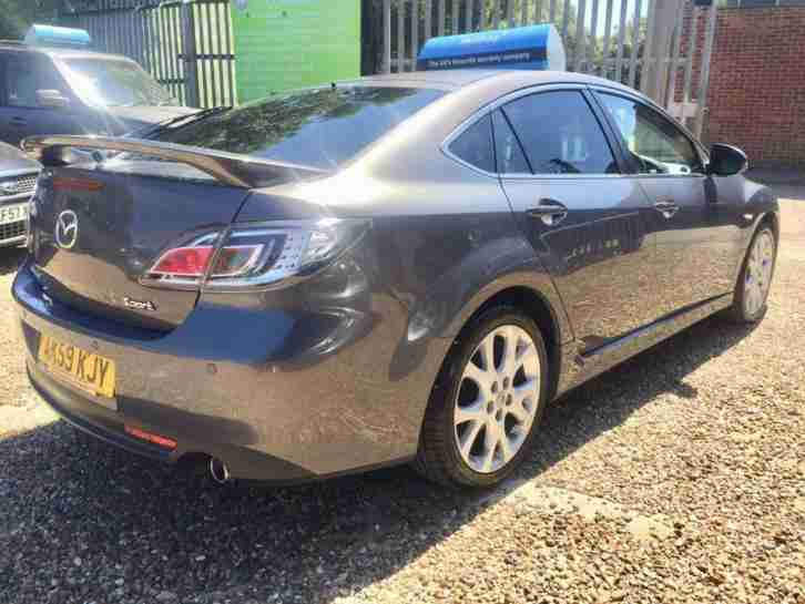 2009 59 MAZDA 6 2.2 D SPORT 5D 185 BHP HEATED LEATHER 15 MONTHS WARRANTY DIESEL