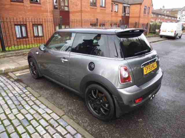 2009 59 MINI HATCH 1.6 COOPER S 3D 172 BHP