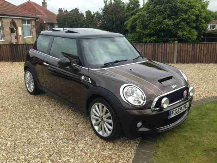 2009 59 Cooper S Mayfair Rare Special 50
