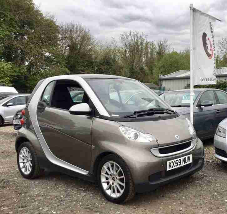 Smart 59. Smart car from United Kingdom