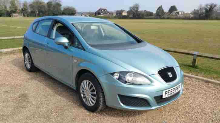 2009 59 Seat Leon 1.9 TDI Ecomotive – Full MOT – 93k FSH – 1 Owner – Great Car !