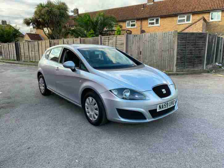 2009 59 Leon 1.9TDI S ( 105ps ) 1 LADY