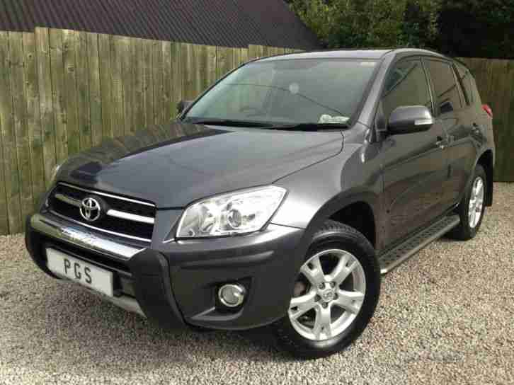 "2009/59 TOYOTA RAV4 2.0 XTR 160BHP VALEMATIC AUTOMATIC ""ONLY 37K"""