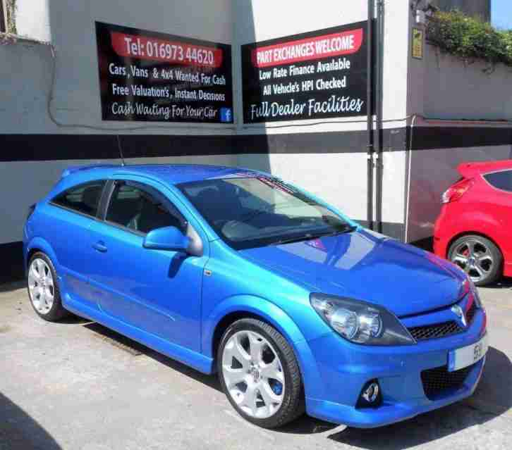 2009 59 VAUXHALL ASTRA 2.0T VXR 3DR