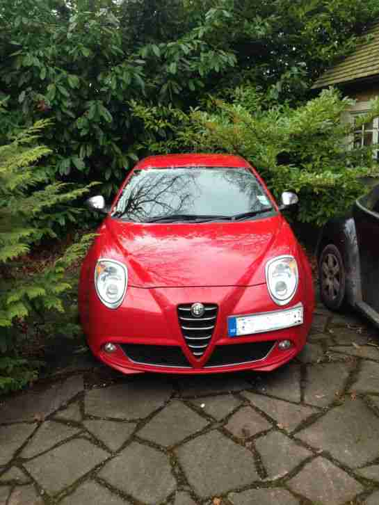 Alfa Romeo 2005 147 T Spark Lusso Red  Car For Sale
