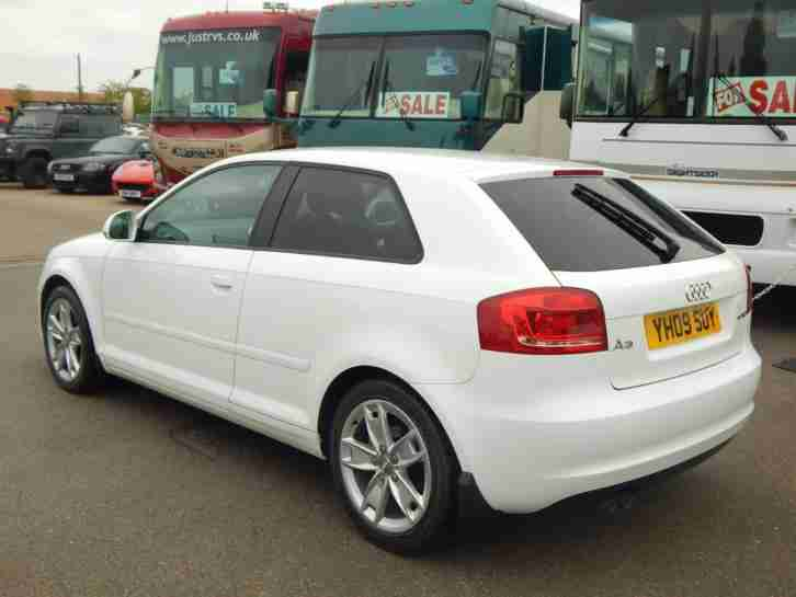 2009 AUDI A3 1.9 TDIe Sport I POD PRIVACY GLASS