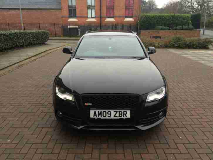 Audi 2009 A4 Avant S Line 20tdi Auto Car For Sale