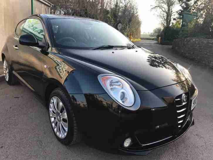 alfa romeo 2009 mito 1 4 16v turismo 3dr car for sale. Black Bedroom Furniture Sets. Home Design Ideas