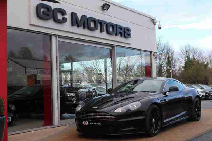 2009 Aston Martin DBS 6.0 Touchtronic 2dr