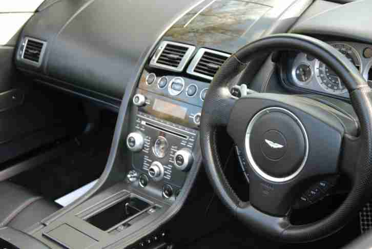 2009 Aston Martin VANTAGE V8 ROADSTER SPORTS PACK Automatic Coupe