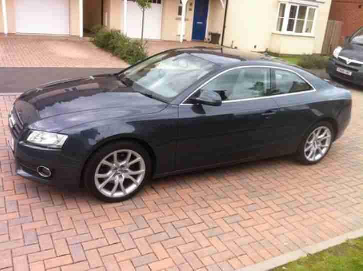 2009 Audi A5 Coupe 2 Doors
