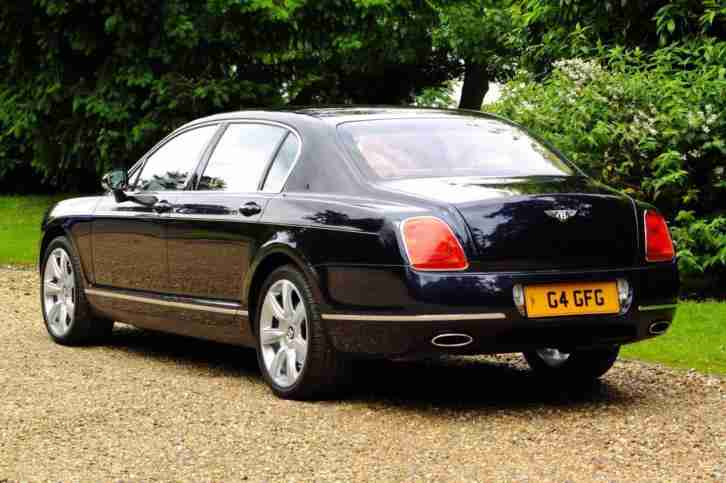 2009 BENTLEY CONTINENTAL FLYING SPUR SALOON PETROL