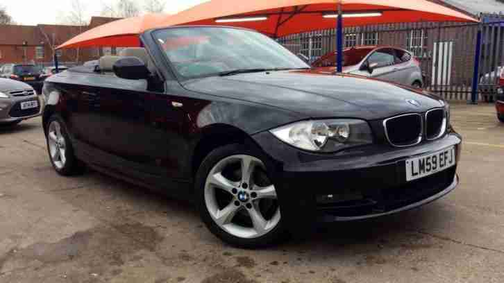 2009 1 Series 118d Sport 2dr Manual