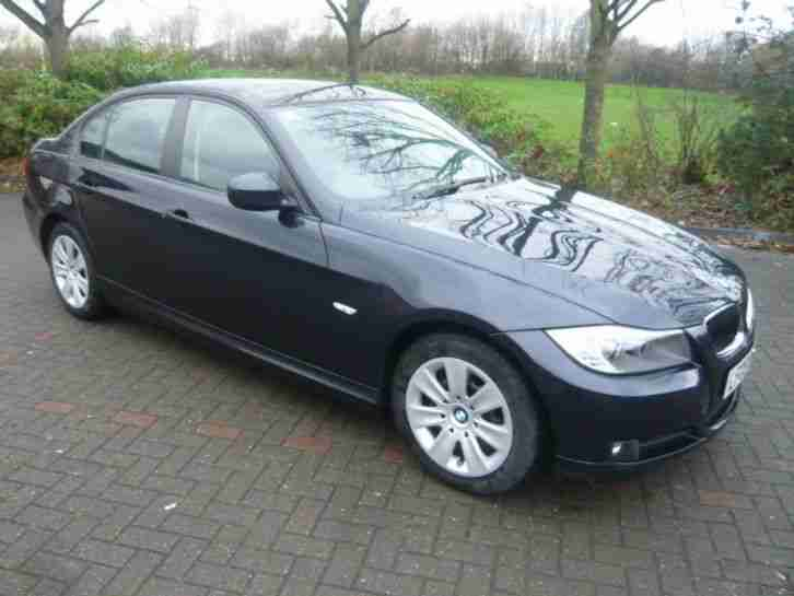 2009 BMW 3 Series 2.0 318i SE 4dr