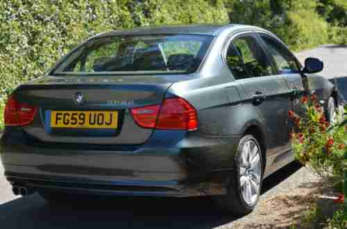 2009 BMW 325D (Facelift model) Serviced