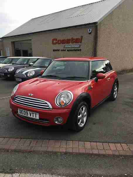 2009 BMW Mini 1.4 ( Pepper ) One