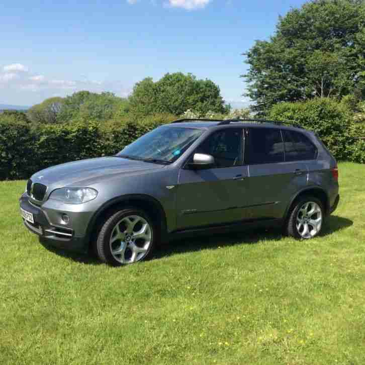 BMW 2009 X5 3.0sd Auto M Sport 7 Seater. Car For Sale