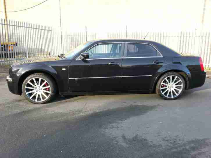 Chrysler 2009 300c srt design auto black diesel fast and for Chrysler 300c diesel