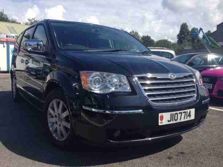 chrysler 2009 grand voyager 2 8 crd limited 7 seater auto fully loaded. Black Bedroom Furniture Sets. Home Design Ideas