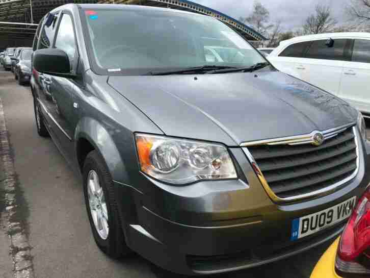 2009 CHRYSLER GRAND VOYAGER 2.8 CRD LX ALLOYS, 7 SEATS, P SENSRS