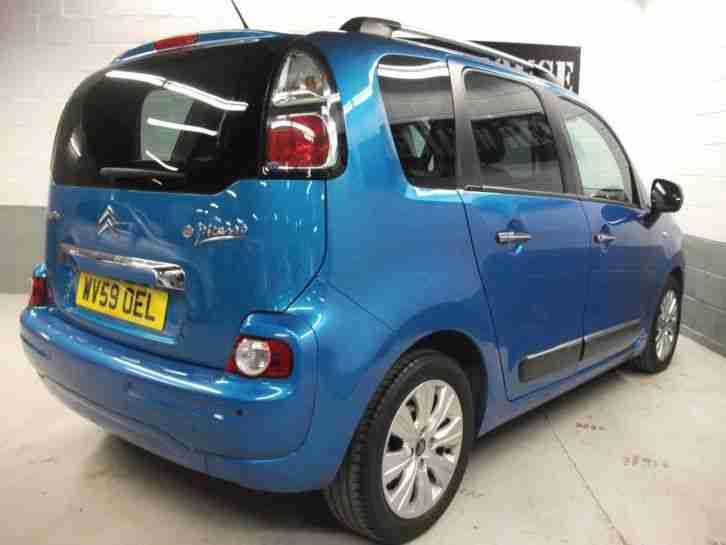 Citroen 2009 C3 Picasso Exclusive Hdi Manual Mpv Car For Sale border=